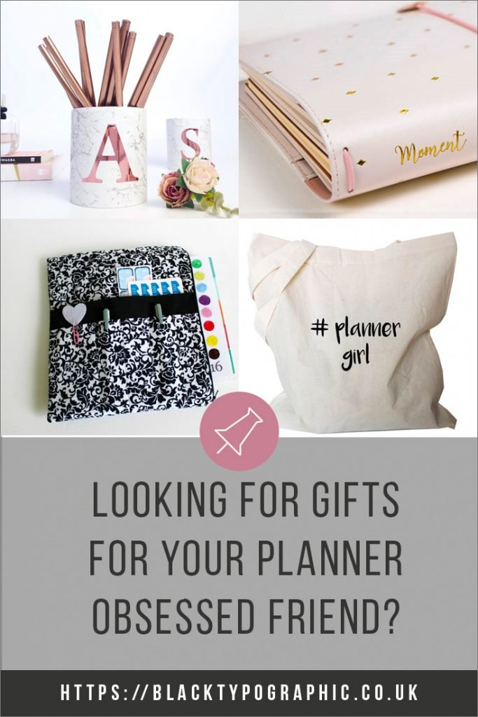 Collect our gifts perfect for your planner obsessed friend, check out the entire list here.