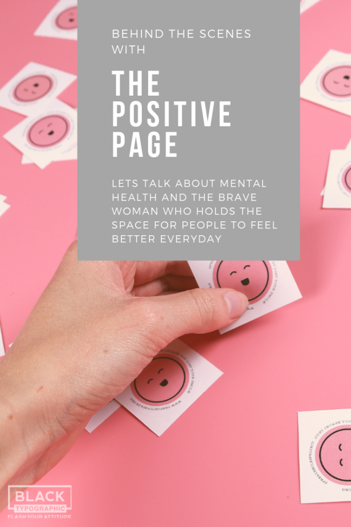 She is such an inspiration! I love her tips for dealing with anxiety. Mental Health support and awareness - Interview with Lauren from The Positive Page anxiety relief tips, anxiety help #mentalhealth #anxietytips #mentalillness