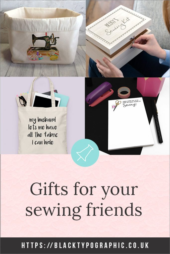 This awesome collection of gift ideas for sewers will inspire you to find the perfect present for those who love to sew in your life.  As always we're supporting small creative businesses to bring you something you won't find on the highstreet.