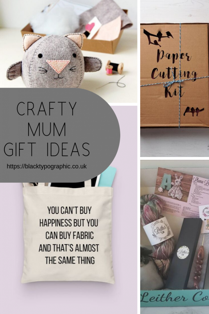 Have you got a crafty mom? These gifts will help ease their craft addition and give them something new to play with. #gifts #momgiftideas #momgifts christmas gifts for mom.