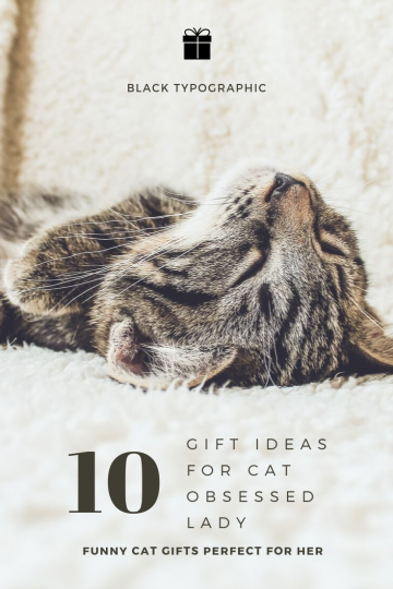 funny cat gifts for christmas and birthdays